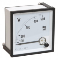 Вольтметр аналоговый Э47 600В класс точности 1